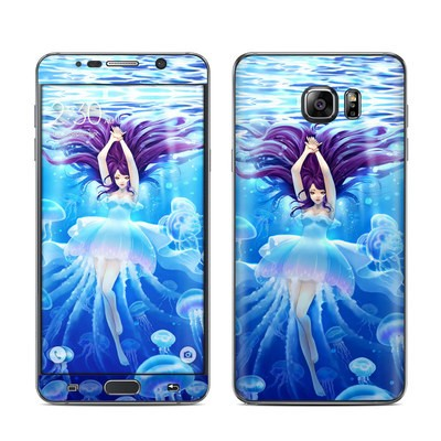 Samsung Galaxy Note 5 Skin - Jelly Girl
