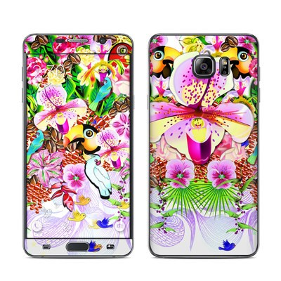 Samsung Galaxy Note 5 Skin - Lampara