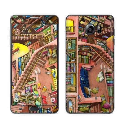 Samsung Galaxy Note 5 Skin - Library Magic