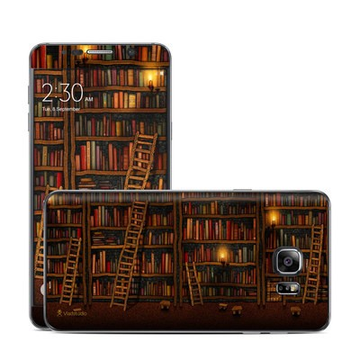 Samsung Galaxy Note 5 Skin - Library
