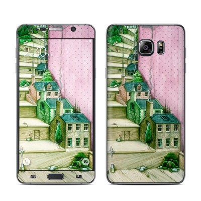 Samsung Galaxy Note 5 Skin - Living Stairs