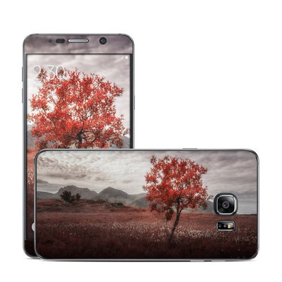 Samsung Galaxy Note 5 Skin - Lofoten Tree