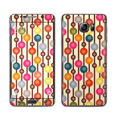 Samsung Galaxy Note 5 Skin - Mocha Chocca