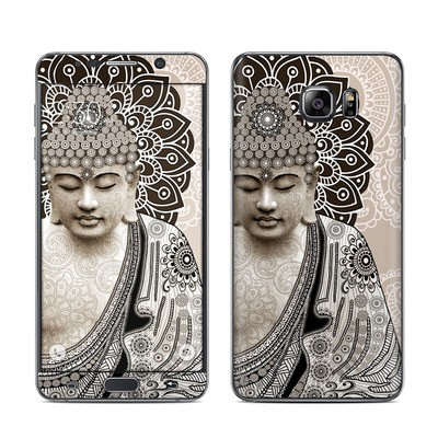 Samsung Galaxy Note 5 Skin - Meditation Mehndi
