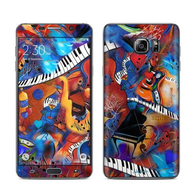 Samsung Galaxy Note 5 Skin - Music Madness