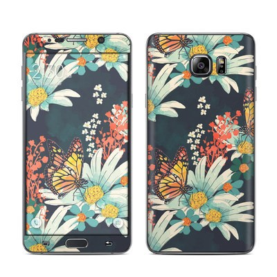 Samsung Galaxy Note 5 Skin - Monarch Grove