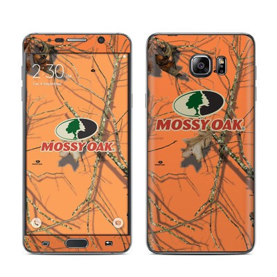 Samsung Galaxy Note 5 Skin - Break-Up Lifestyles Autumn