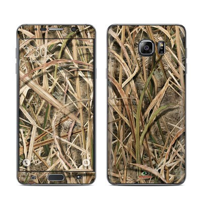 Samsung Galaxy Note 5 Skin - Shadow Grass Blades