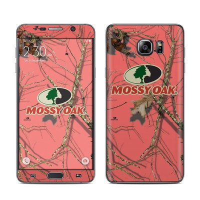 Samsung Galaxy Note 5 Skin - Break-Up Lifestyles Salmon