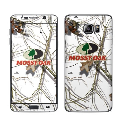 Samsung Galaxy Note 5 Skin - Break-Up Lifestyles Snow Drift