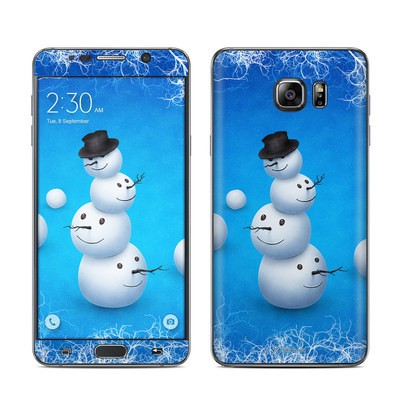 Samsung Galaxy Note 5 Skin - Merry Snowman