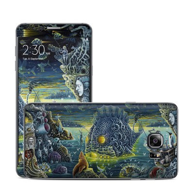 Samsung Galaxy Note 5 Skin - Night Trawlers