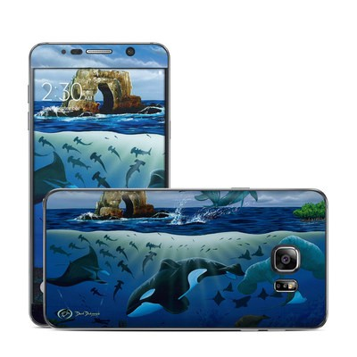 Samsung Galaxy Note 5 Skin - Oceans For Youth