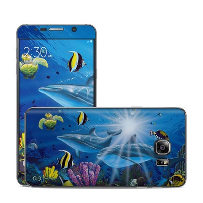 Samsung Galaxy Note 5 Skin - Ocean Friends