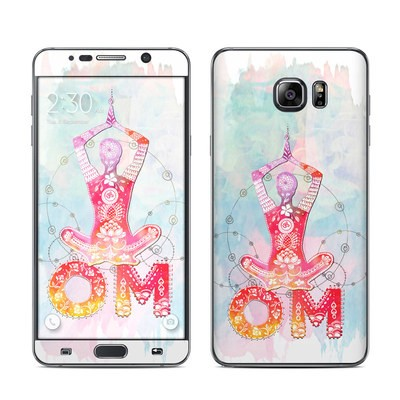 Samsung Galaxy Note 5 Skin - Om Spirit