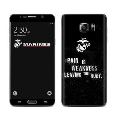 Samsung Galaxy Note 5 Skin - Pain