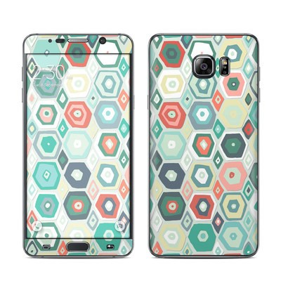 Samsung Galaxy Note 5 Skin - Pastel Diamond