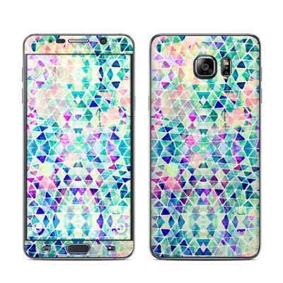 Samsung Galaxy Note 5 Skin - Pastel Triangle