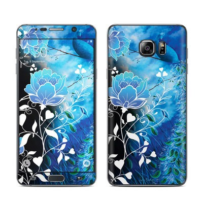 Samsung Galaxy Note 5 Skin - Peacock Sky