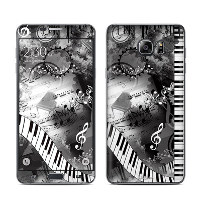 Samsung Galaxy Note 5 Skin - Piano Pizazz