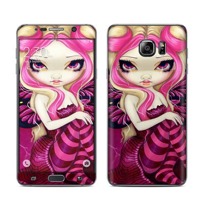 Samsung Galaxy Note 5 Skin - Pink Lightning