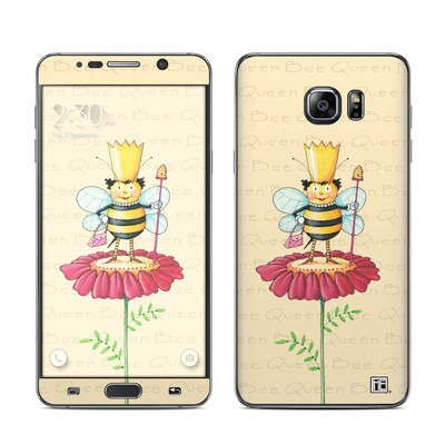 Samsung Galaxy Note 5 Skin - Queen Bee