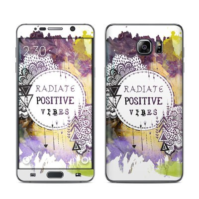 Samsung Galaxy Note 5 Skin - Radiate