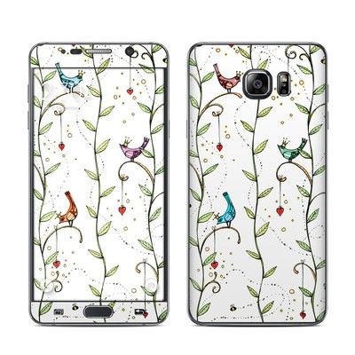 Samsung Galaxy Note 5 Skin - Royal Birds