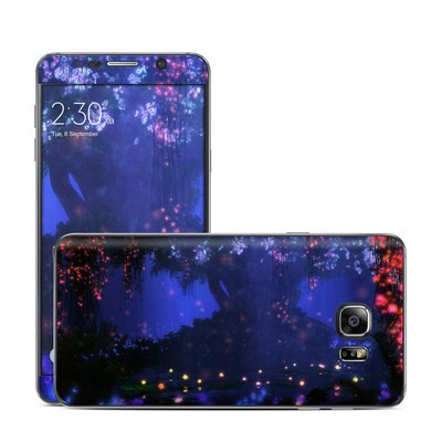 Samsung Galaxy Note 5 Skin - Satori Night