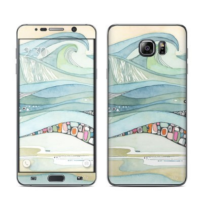 Samsung Galaxy Note 5 Skin - Sea of Love