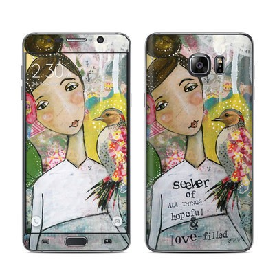 Samsung Galaxy Note 5 Skin - Seeker of Hope