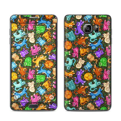 Samsung Galaxy Note 5 Skin - Sew Catty