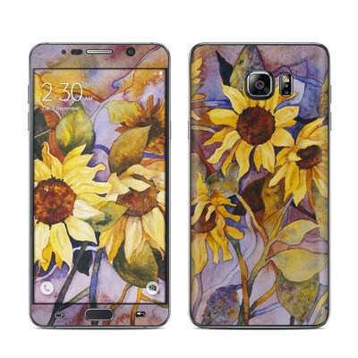 Samsung Galaxy Note 5 Skin - Sunflower