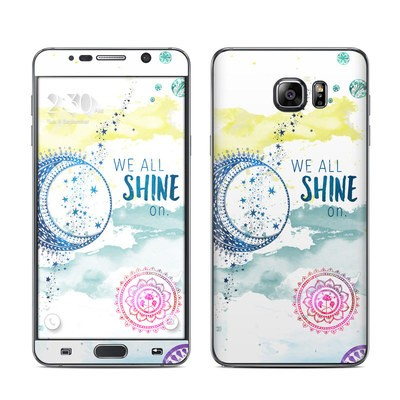 Samsung Galaxy Note 5 Skin - Shine On