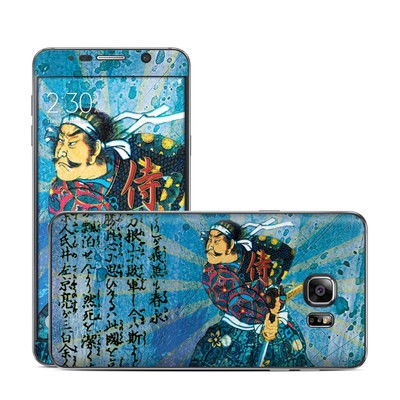 Samsung Galaxy Note 5 Skin - Samurai Honor