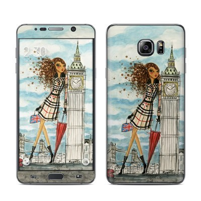 Samsung Galaxy Note 5 Skin - The Sights London