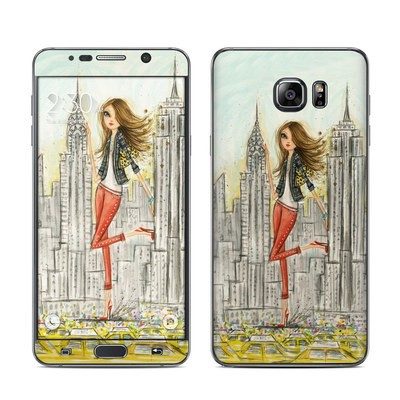 Samsung Galaxy Note 5 Skin - The Sights New York