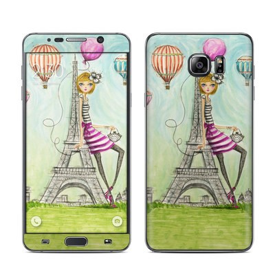 Samsung Galaxy Note 5 Skin - The Sights Paris