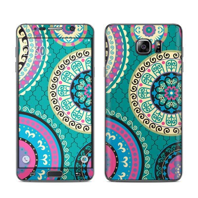 Samsung Galaxy Note 5 Skin - Silk Road