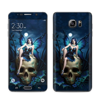 Samsung Galaxy Note 5 Skin - Skull Fairy