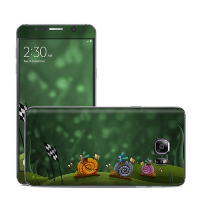 Samsung Galaxy Note 5 Skin - Snail Race