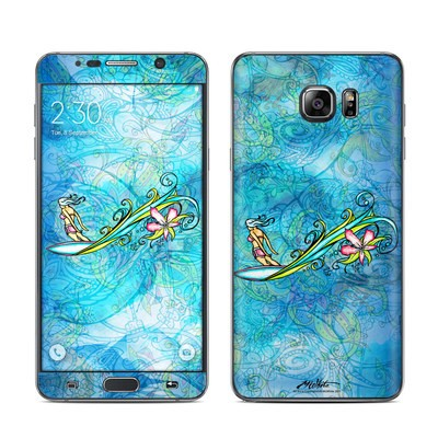 Samsung Galaxy Note 5 Skin - Soul Flow