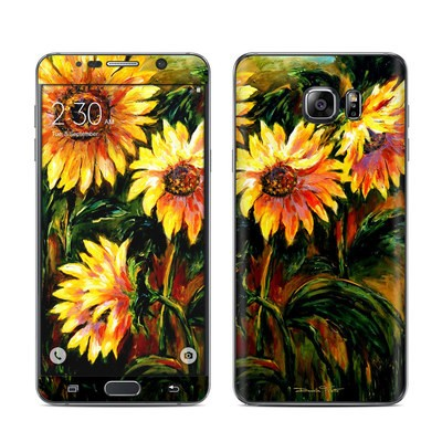 Samsung Galaxy Note 5 Skin - Sunflower Sunshine