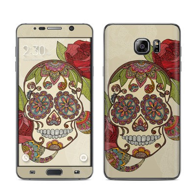 Samsung Galaxy Note 5 Skin - Sugar Skull