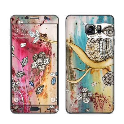 Samsung Galaxy Note 5 Skin - Surreal Owl