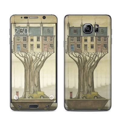 Samsung Galaxy Note 5 Skin - Terraced Houses