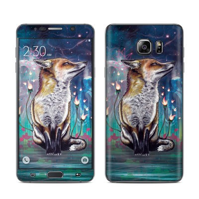 Samsung Galaxy Note 5 Skin - There is a Light