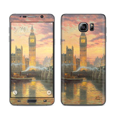 Samsung Galaxy Note 5 Skin - Thomas Kinkades London