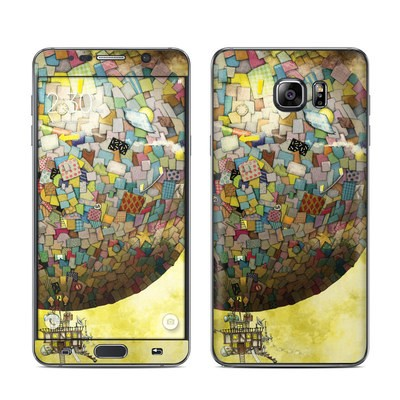 Samsung Galaxy Note 5 Skin - Up Up and Away