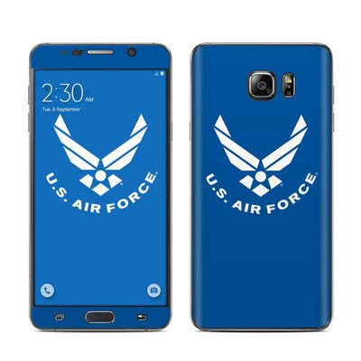 Samsung Galaxy Note 5 Skin - USAF Blue